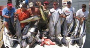 charter fishing out of louisiana