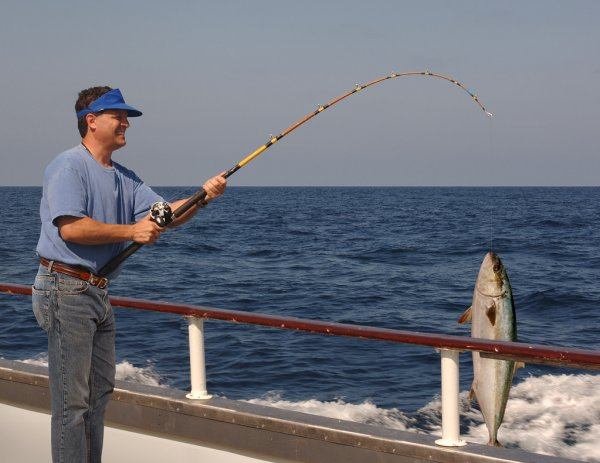 Inshore or Offshore Fishing